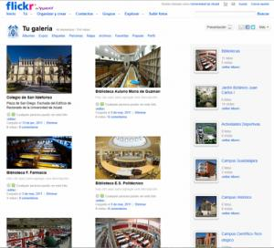 Flickr Universidad de Alcalá
